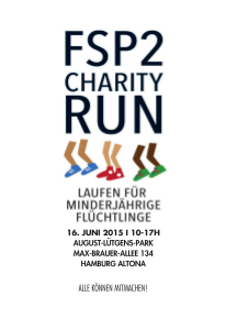 Flyer FSP2 Charity Run 2015